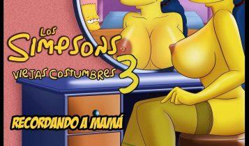 Hentai Porno - Viejas Costumbres – Parte 1 a la 8 (Colección Completa) - los-simpson