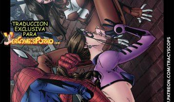 Hentai Porno - SpiderCest - Episodio 1 al 9 (Colección Completa) - comics-porno-xxx